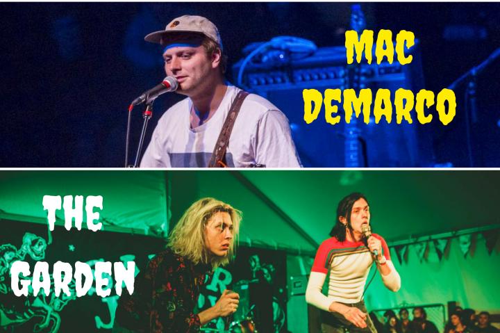 MAC DEMARCO AND THEGARDEN