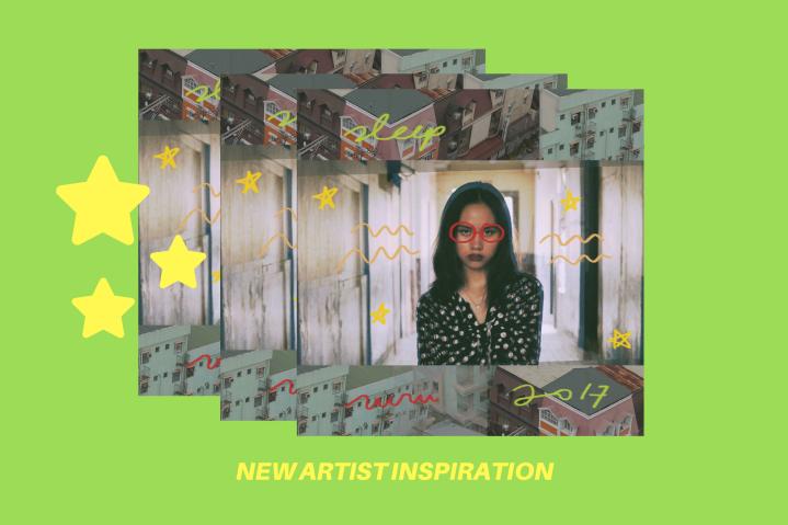 New Artist Inspiration:Ruru