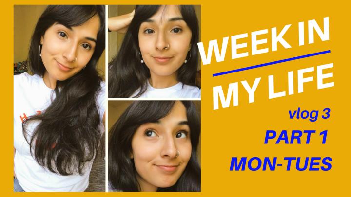 Week In My Life! Part1