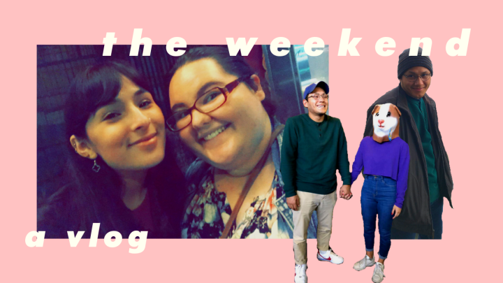 The Weekend – a vlog
