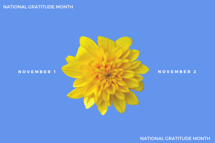 National Gratitude Month