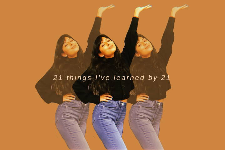 21 Things I've Learned by 21