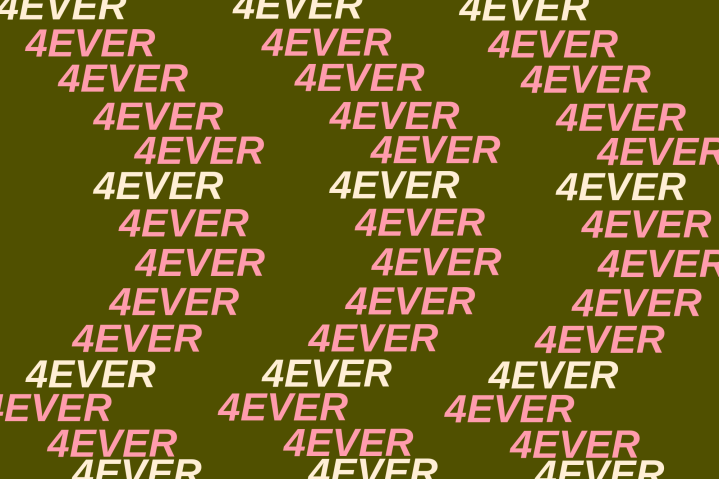 4EVER – a cheap cover