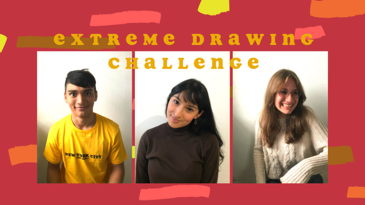 EXTREME DRAWING CHALLENGE!