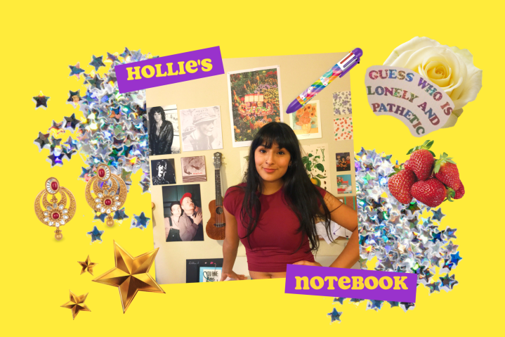 Hollie's Notebook – New Skills, Personal Goals, Life Goals